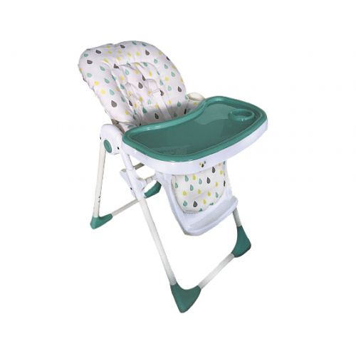 KIKKA BOO Стол за хранене FAMILIA CIELO DROPS 120182