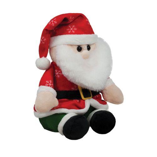 Плюшен музикален Дядо Коледа 20 см. 011231