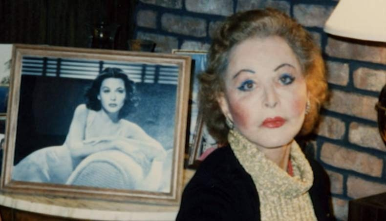 """Кадър от """"Bombshell: The Hedy Lamarr Story"""""""