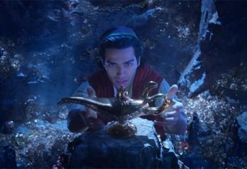 """Първи тийзър трейлър и плакат на игралния """"Аладин"""" на Гай Ричи"""