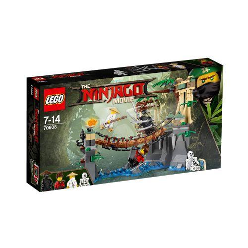 LEGO NINJAGO MOVIE Водопадът на учителите 70608