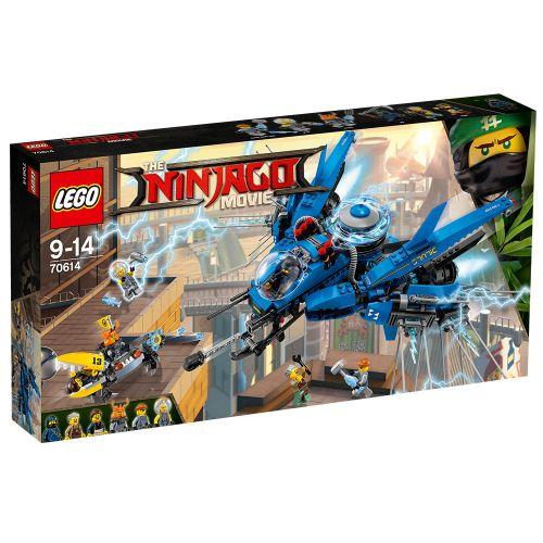LEGO NINJAGO MOVIE Светкавичен самолет 70614