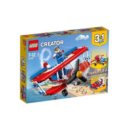 LEGO CREATOR Каскадьорски самолет 31076