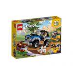LEGO CREATOR Приключения в дивото 31075