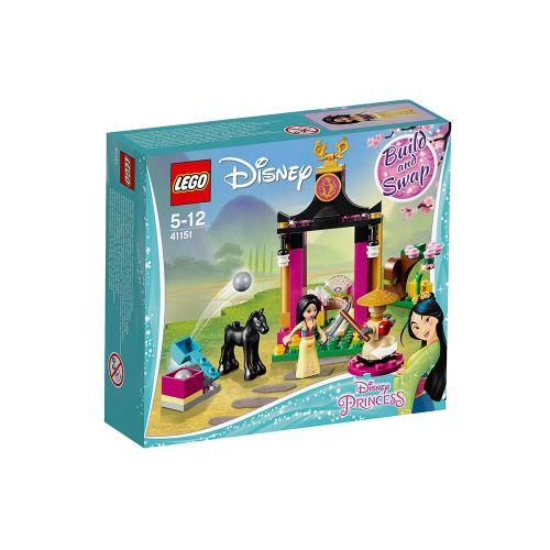 LEGO DISNEY PRINCESS Тренировката на Мулан 41151
