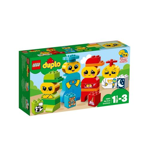 LEGO DUPLO Моите първи емоции 10861
