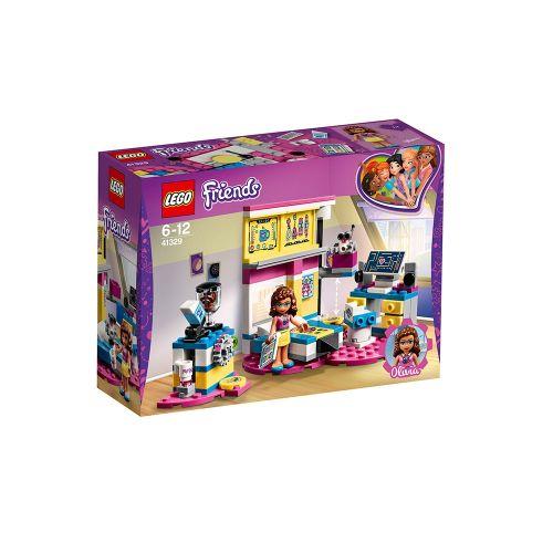 LEGO FRIENDS Луксозната спалня на Olivia 41329