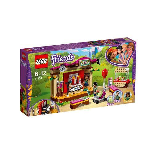 LEGO FRIENDS Представлението на Andrea в парка 41334