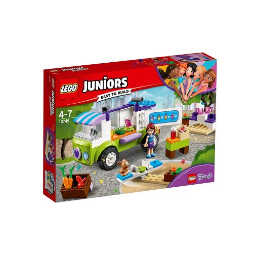 LEGO JUNIORS Био пазарът на Mia 10749