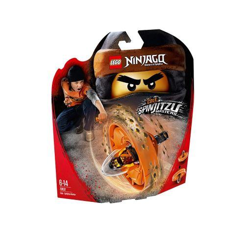 LEGO NINJAGO Cole – майстор на спинджицу 70637