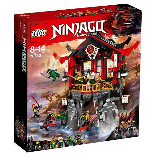 LEGO NINJAGO Храмът на възкресението 70643