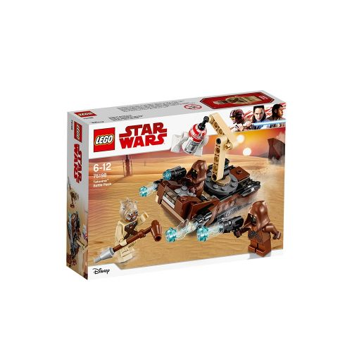 LEGO STAR WARS Tatooine™ – боен пакет 75198