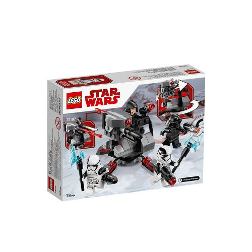 LEGO STAR WARS Специалисти от First Order – боен пакет 75197