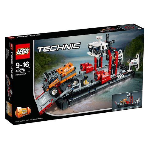 LEGO TECHNIC Кораб на въздушна възглавница 42076