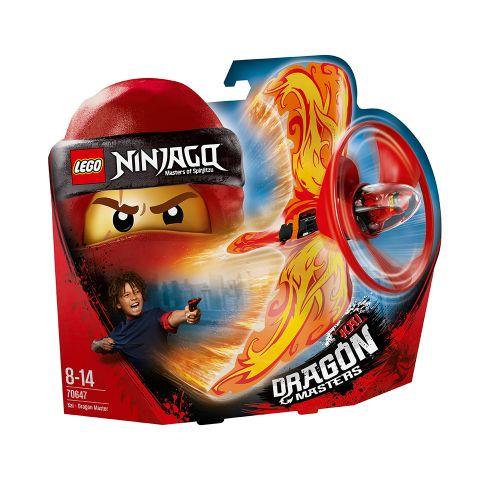 LEGO NINJAGO Kai господар на драконите 70647