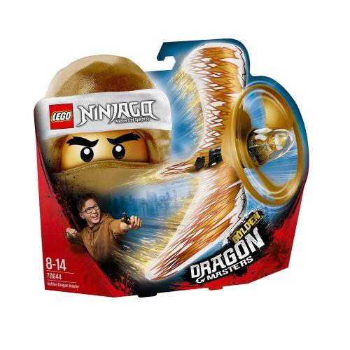 LEGO NINJAGO Господарят на златния дракон 70644