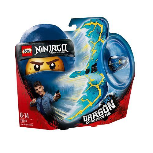 LEGO NINJAGO Jay господар на драконите 70646