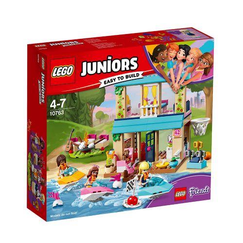 LEGO JUNIORS Крайбрежната къща на Stephanie 10763
