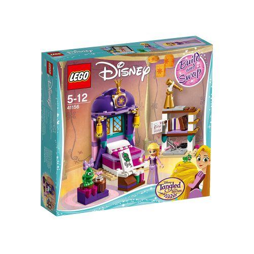 LEGO DISNEY PRINCESS Спалнята в замъка на Рапунцел 41156