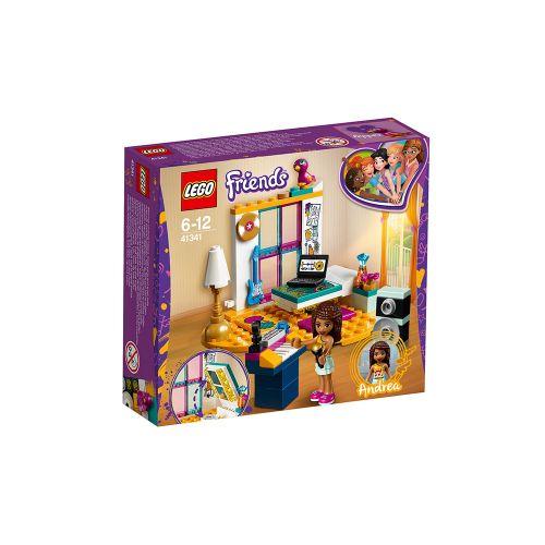 LEGO FRIENDS Спалнята на Andrea 41341