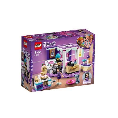 LEGO FRIENDS Луксозната спалня на Emma 41342