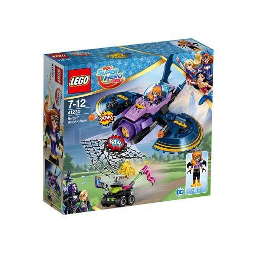 LEGO SUPER HERO GIRLS Батгърл – преследване с Батджет 41230