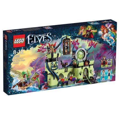 LEGO ELVES Бягство от крепостта на Краля на гоблините 41188