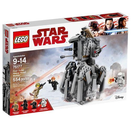 LEGO STAR WARS First Order Heavy Scout Walker™ 75177